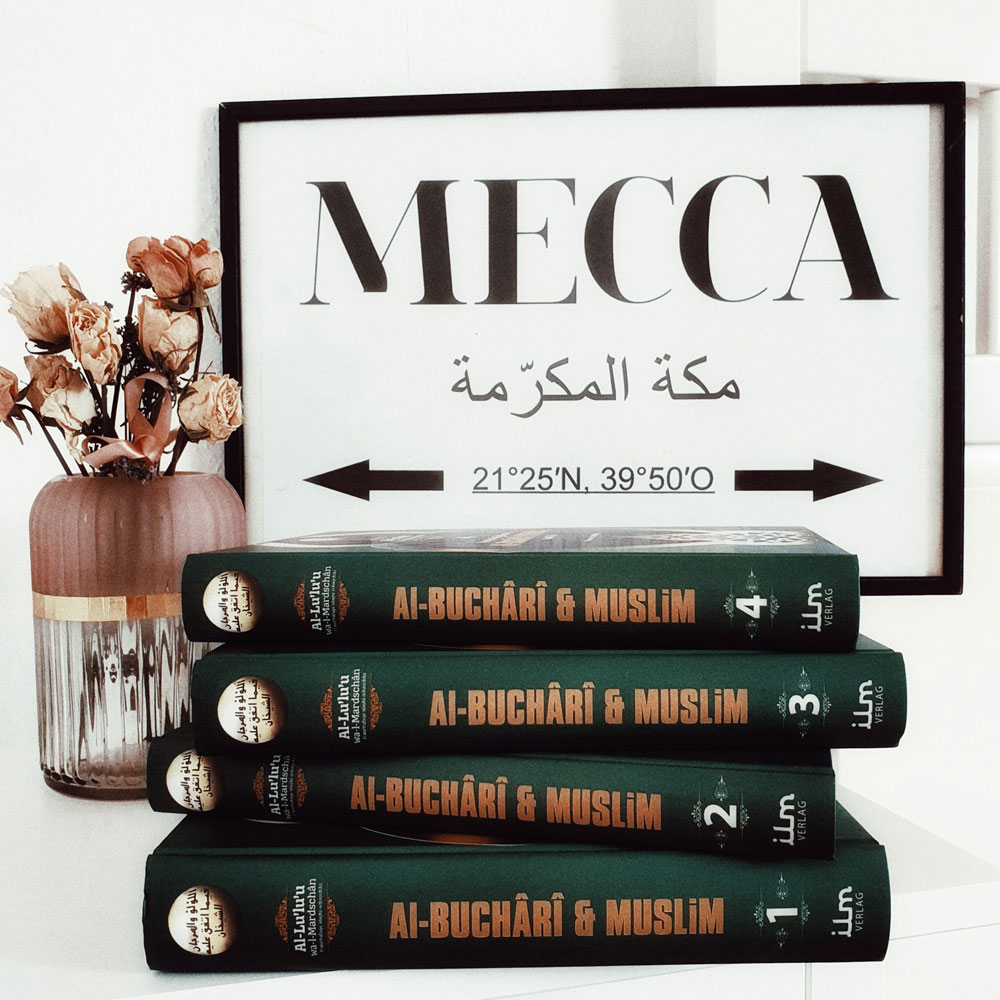 Al-Buchari & Muslim (4 Bändig) (Al-Lu lu